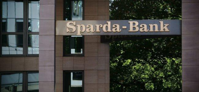 Das Gebäude der Sparda-Bank in Bremen